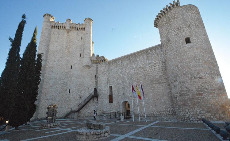 Castillo de Torija, convertido en centro de interpretación turística de Guadalajara.