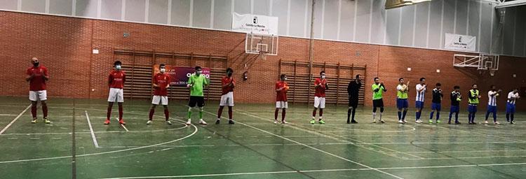 Dura derrota de FS Pozo de Guadalajara ante el líder, CF Talavera (1-13)