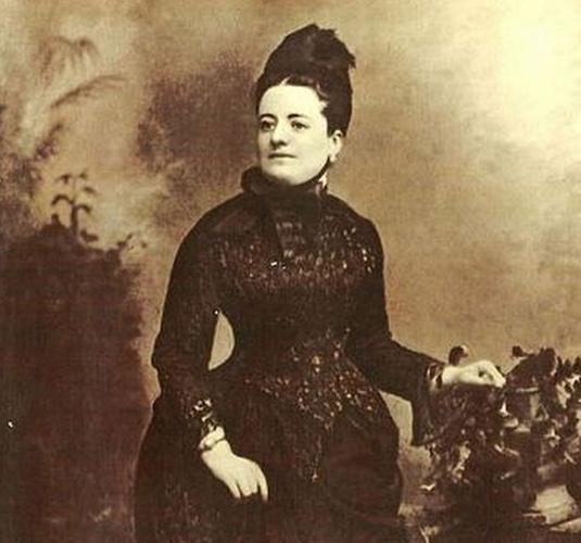 María Diega Desmasseères, duquesa de Sevillano