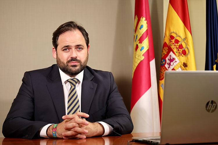 Francisco Núñez Presidente del PP de Castilla-La Mancha