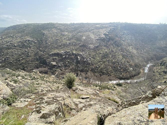 Vista del Bornova