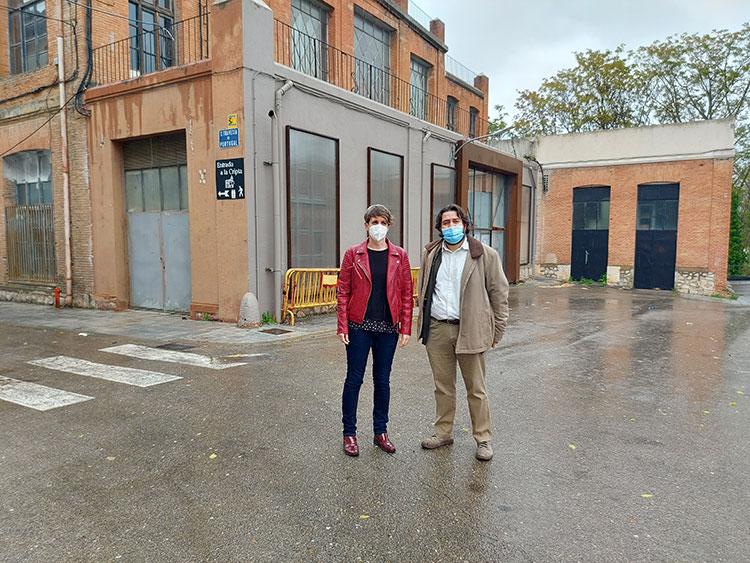 AIKE propone que en el Fuerte se creen espacios para la producción cultural