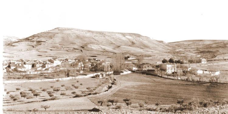 En Iriépal nació, mediado el siglo XIX, Andrés Antón, esta era la imagen que tenía cuando falleció