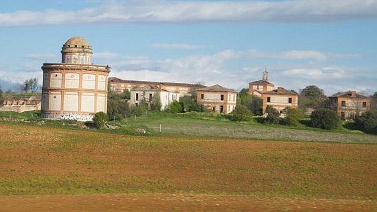 Villaflores. Foto Lista Roja del Patrimonio