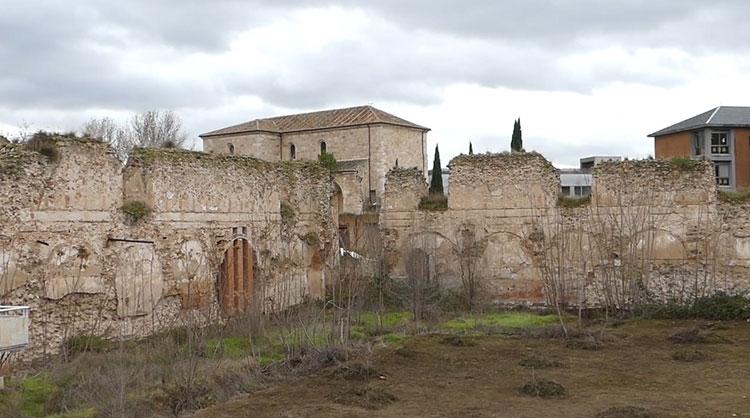 Interior alcázar Guadalajara. Fotos Ayuntamiento de Guadalajara