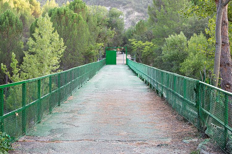 La modernización de la pasarela del balneario será una de las obras que se van a ejecutar