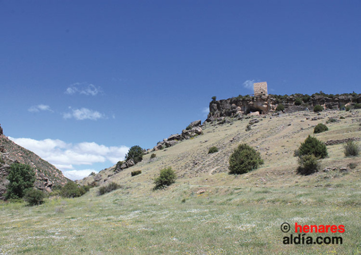 El Valle de los Milagros, donde se sitúa la Cueva de los Casares.