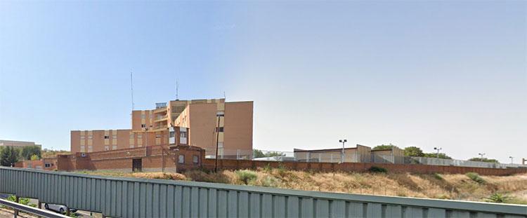 Cuartel de los GEOS en Guadalajara. Foto: Google Maps