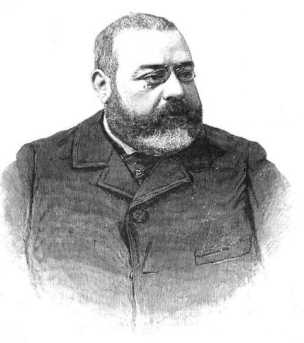 José Feliú y Codina, autor de la obra Miel de la Alcarria, inspirada en Brihuega