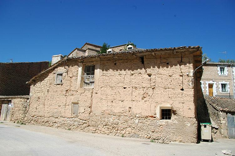 Casa del Cid en Castejón de Henares