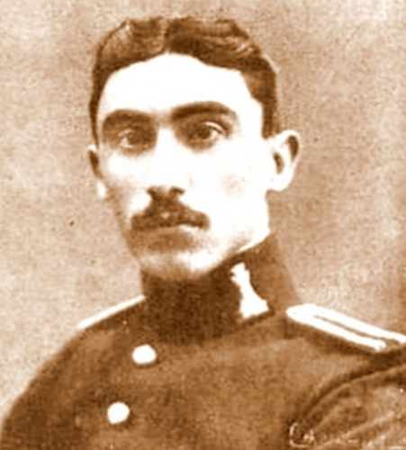 El capitán Félix Arenas Gaspar