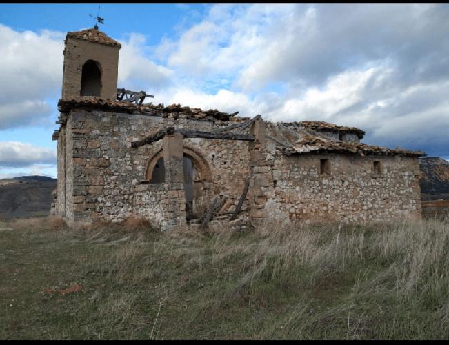 iglesia de Nuestra Señora de la Blanca, en Matillas