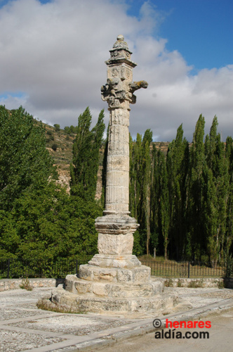 Picota de Moratilla de los Meleros