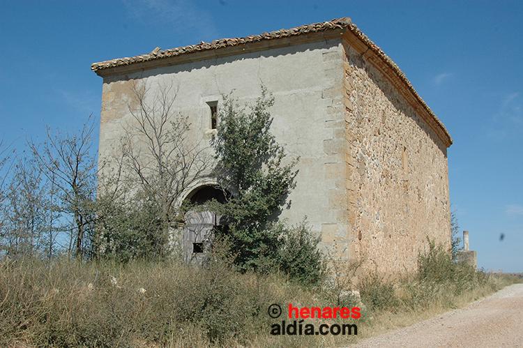 Ermita de la Soledad, en Campillo de Dueñas