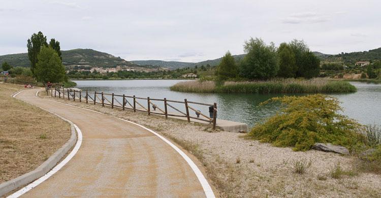 Azud Pareja. Ayuntamiento de Pareja