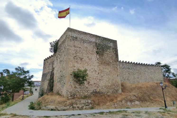 Murallas Pareja. Ayuntamiento de Pareja 1