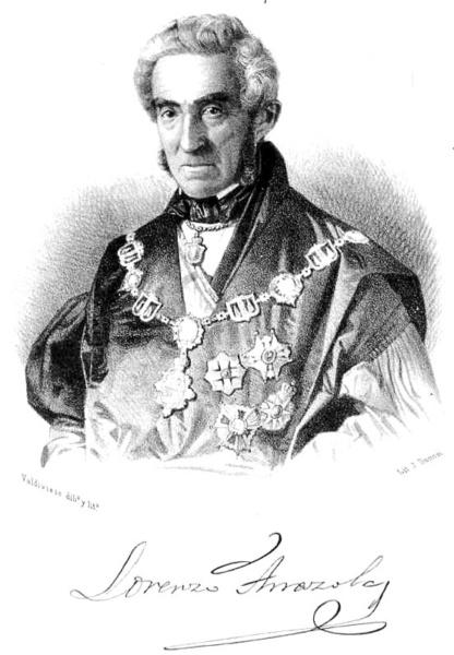 Lorenzo Arrazola
