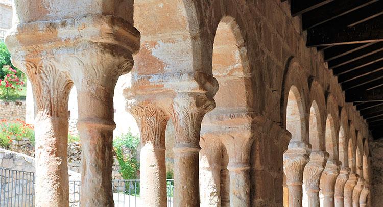 Iglesia de Carabias. Proyecto de restauración: Tomás Nieto Taberné
