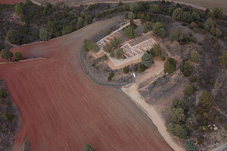Yacimiento arqueológico de El Ceremeño